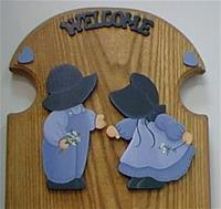 Amish Boy & Girl