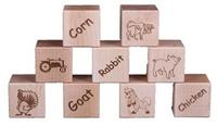 Barnyard Play Blocks