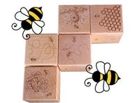 Busy Bee Play Blocks
