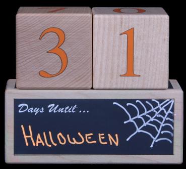 31 Days till Halloween