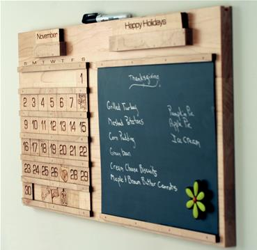 Contemporary Perpetual Calendars