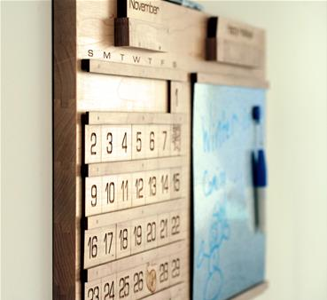 Contemporary Calendar