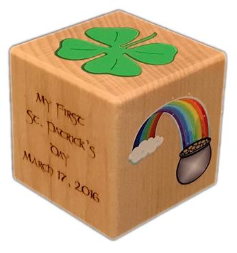 St. Patrick's Day Color 2