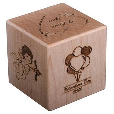 Valentine Block - Laser