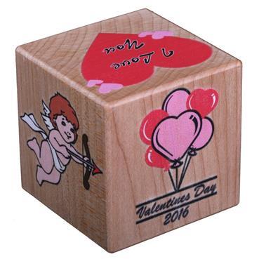 Valentine Block - Color