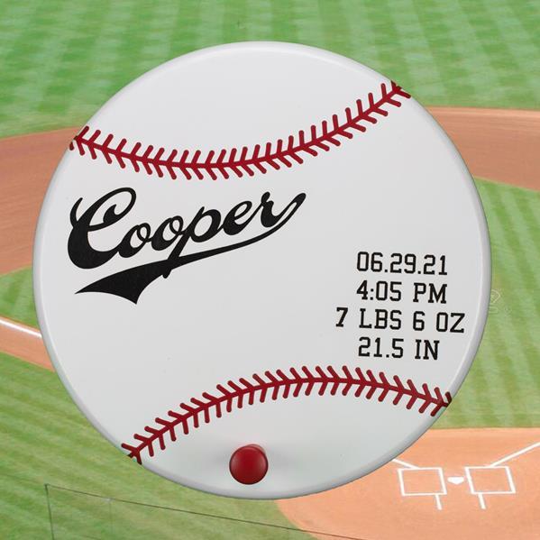 Baby Baseball Stats