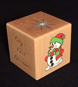 Christmas Block - Color