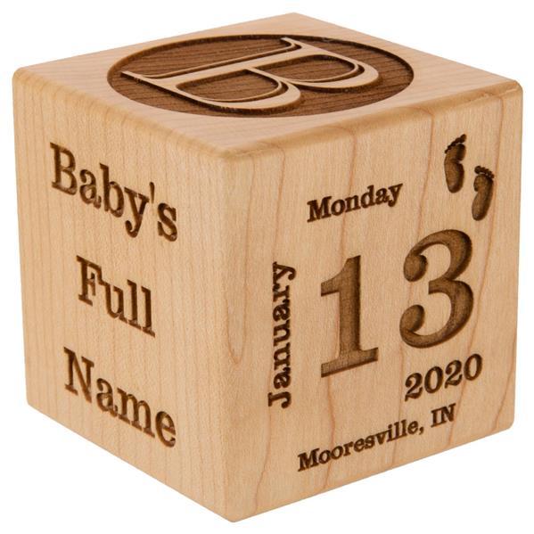 Baby Block - Typeface