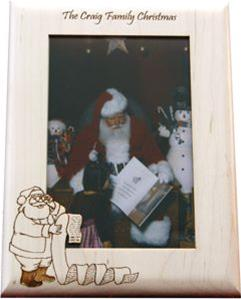 personalized-christmas-picture-frame