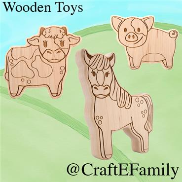 Farm Animals - Toys