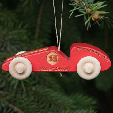 Race Car Ornament