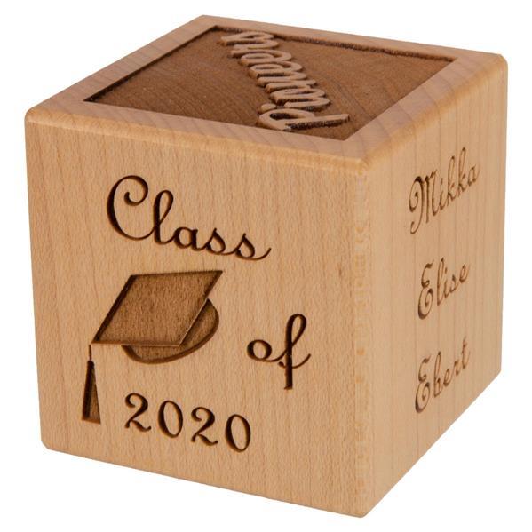 Graduation Block Side 4