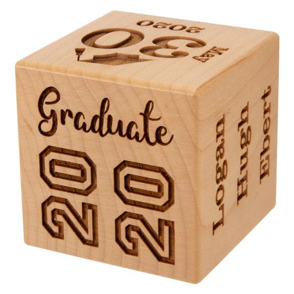 Typeface Graduation Top