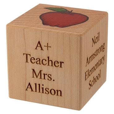 Color Teacher Block Side 1
