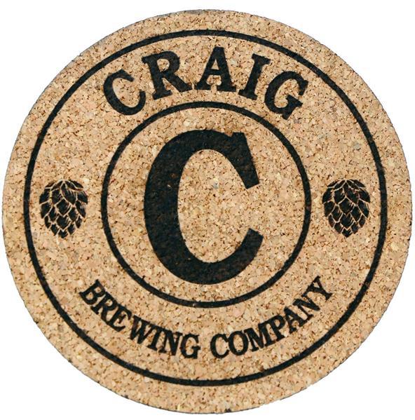 Beer Caddy Coaster