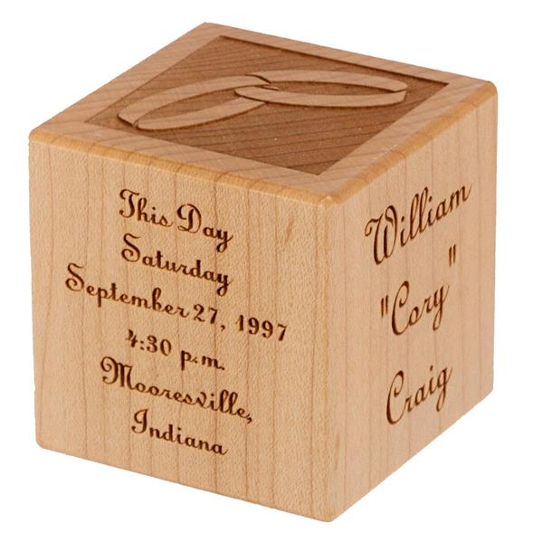 Wedding Gift Block Details